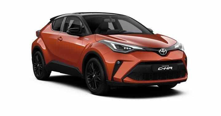 Nuovo Toyota C-HR