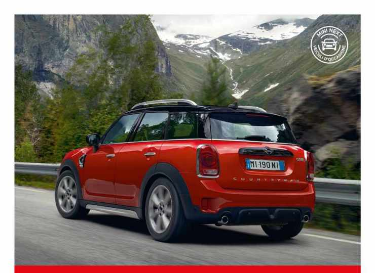 MINI NEXT Usato garantito - Countryman
