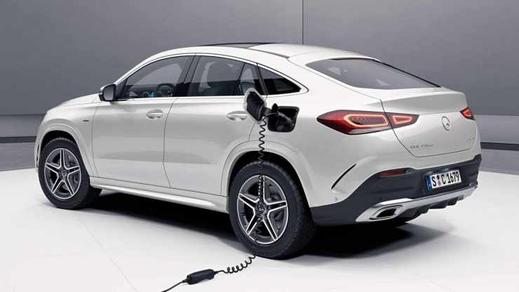 Mercedes-Benz GLE Coupé Plug-In Hybrid